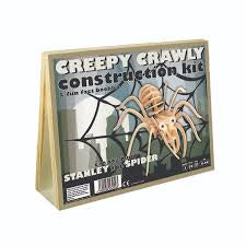 CREEPY CRAWLY SPIDER CONSTRUCTION KIT