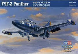 HOBBYBOSS 1/72 F9F-2 PANTHER
