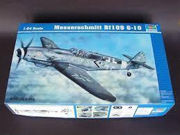 TRUMPETER 1/24 ME 109G-10