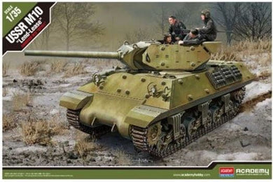 ACADEMY 1/35 USSR M10 'LEND LEASE'