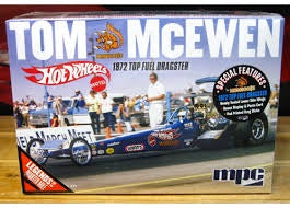 MPC 1/25 '72 TOM MCEWEN DRAGSTER
