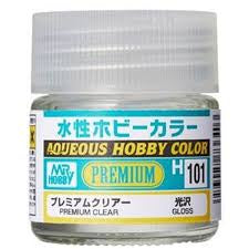 GUNZE MR HOBBY AQUEOUS PREMIUM CLEAR GLOSS