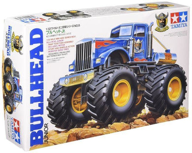 TAMIYA WILD MINI 4WD BULL HEAD JR