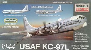 MINICRAFT 1/144 KC97L USAF