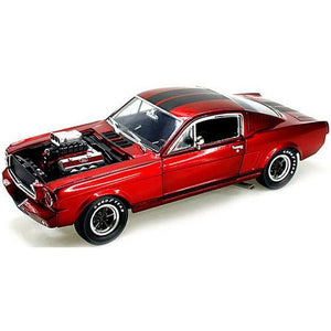 SHELBY COLLECTABLES 1/18 DIECAST 1965 SHELBY GT350R