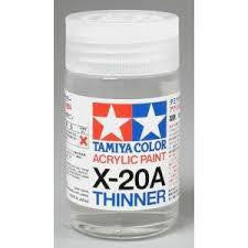 TAMIYA 46ML ACRYLIC THINNER