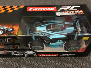 CARRERA BLUE RACER RTR R/C BUGGY