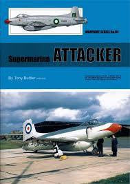 WARPAINT 94 SUPERMARINE ATTACKER