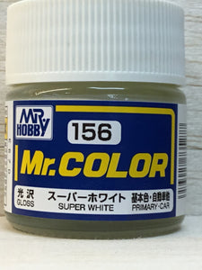 GUNZE MR COLOR C156 SUPER WHITE