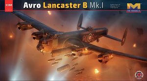 HK MODELS 1/32 LANCASTER B MK.1 CLEAR EDITION