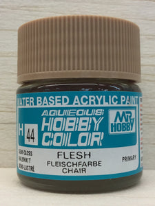 GUNZE MR HOBBY COLOR H44 SEMI GLOSS FLESH