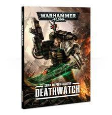 WARHAMMER CODEX ADEPTUS ASTARTES DEATHWATCH RULE BOOK