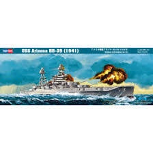 HOBBYBOSS USS ARIZONA