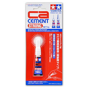 TAMIYA CA CEMENT STRONG