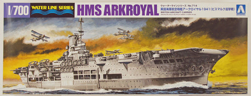 AOSHIMA 1/700 HMS ARK ROYAL 1941