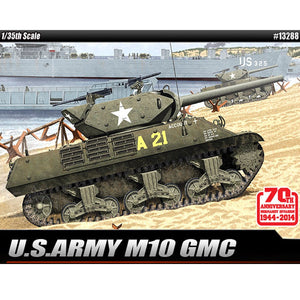 ACADEMY 1/35 US ARMY M10 GMC