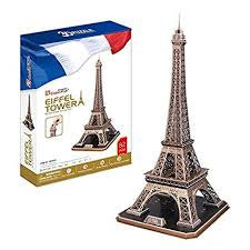 3D PUZZLE EIFFEL TOWER ( SMALL )