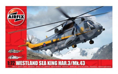 AIRFIX 1/72 WESTLAND SEA KING HAR.3/MK.43