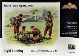 MASTERBOX 1/35 BRITISH PARATROOPERS WW2