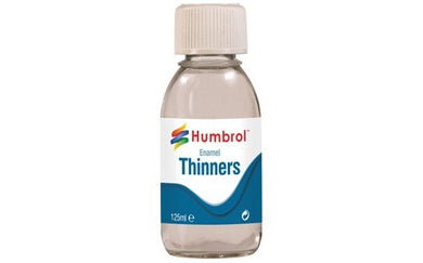HUMBROL ENAMEL THINNERS 125ML