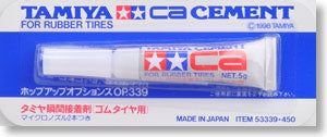 TAMIYA CA CEMENT FOR RUBBER TIRES