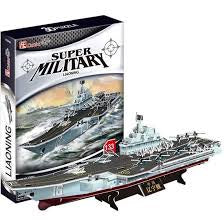 3D PUZZLE LIAONING AIRCRAFT CARRIER