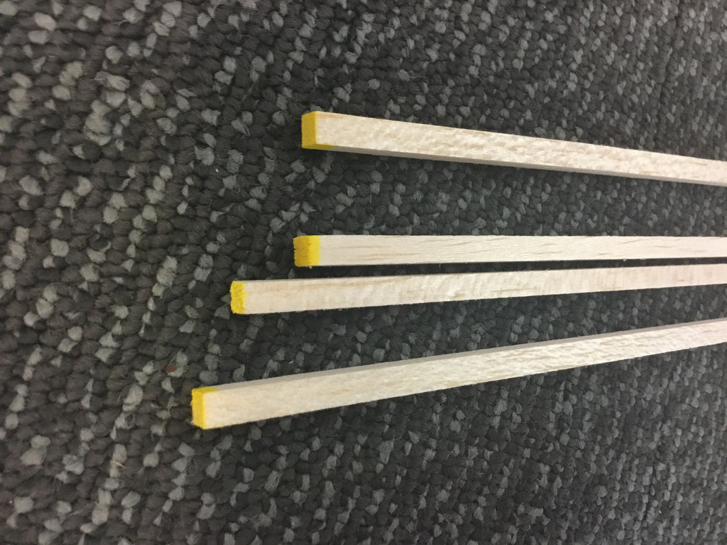BALSA STICK 5MM SQUARE