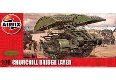 AIRFIX 1/76 CHURCHILL BRIDGE LAYER