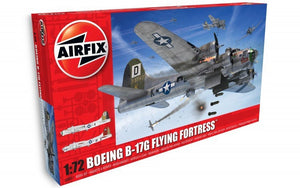 AIRFIX 1/72 BOEING B-17G FLYING FORTRESS