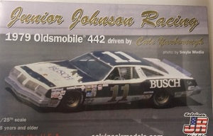 SALVINOS 1/25 1979 OLDMOBILE 442 CALE YARBOROUGH