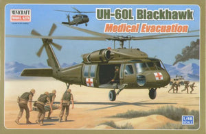 MINICRAFT 1/48 UH60L BLACKHAWK MEDIVAC