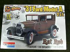REVELL '31 FORD MODEL A