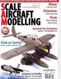 MAGAZINE SCALE AIRCRAFT MODELLING