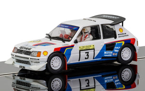 SCALEXTRIC 1/32 DPR PUGEOT 205 T16 #3