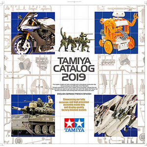 TAMIYA CATALOGUE 2019