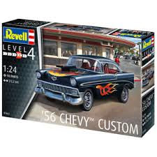 REVELL 1/24 56 CHEVY CUSTOM