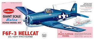 GUILLOWS 1/16 F6F-3 HELLCAT