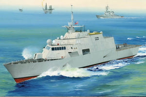 TRUMPETER USS FREEDOM LCS-1