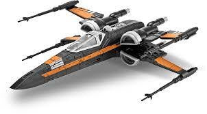 REVELL STAR WARS POES X-WING FIGHTER
