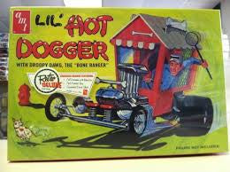 AMT 1/25 LIL HOT DOGGER HOT ROD