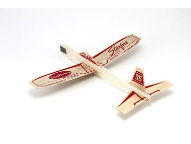 GUILLOWS BALSA GLIDER STARFIRE