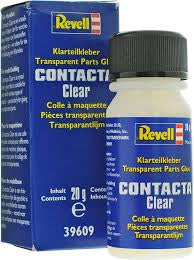 REVELL CONTACTA CLEAR CEMENT (FOR TRANSPARENCIES)