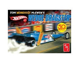 AMT 1/25 WEDGE DRAGSTER MCEWEN