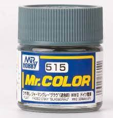 GUNZE MR COLOR C515 FADED GRAY BLASSGRAU WW2 GERMAN