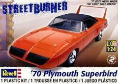REVELL 1/24 '70 PLYMOUTH SUPERBIRD