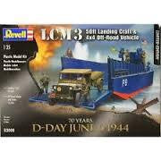 REVELL 1/35 D-DAY SET