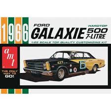 AMT 1/25 '66 FORD GALAXIE