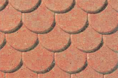 JTT SCALLOPED EDGE TILE 1/48