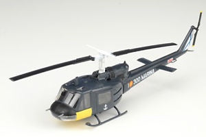 EASY MODEL 1/72 PLASTIC DIECAST UH-1F HUEY