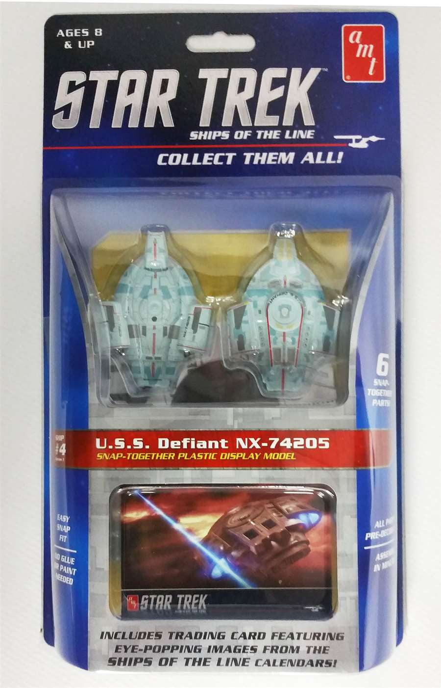 AMT 1/2500 STAR TREK SHIPS OF THE LINE